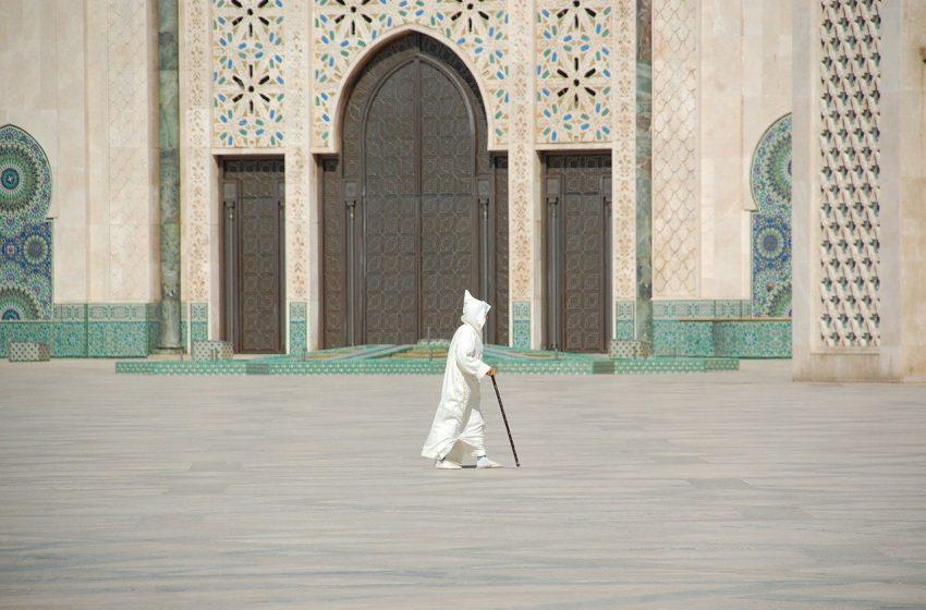 מסגד חסן השני קזבלנקה