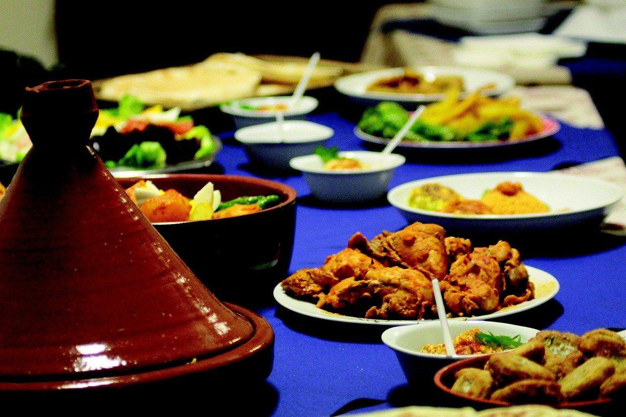 אוכל מורוקאי - אוכל במרוקו