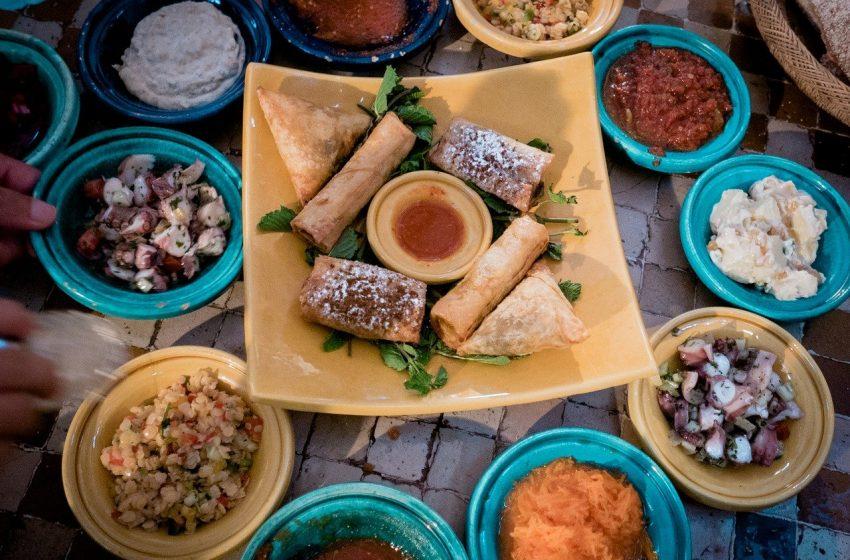מאכלים מרוקאים