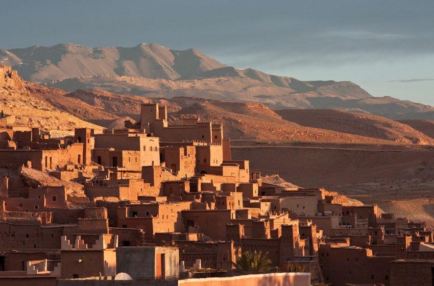דרום מרוקו עיט בן-הדו