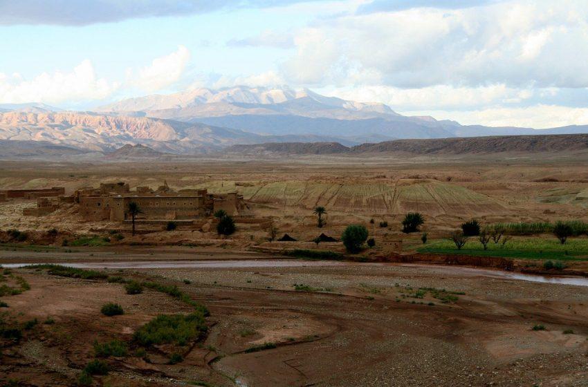 הרי האטלס מרוקו - מרקש אקספרס