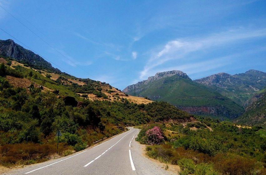 הרי האטלס צפון מרוקו