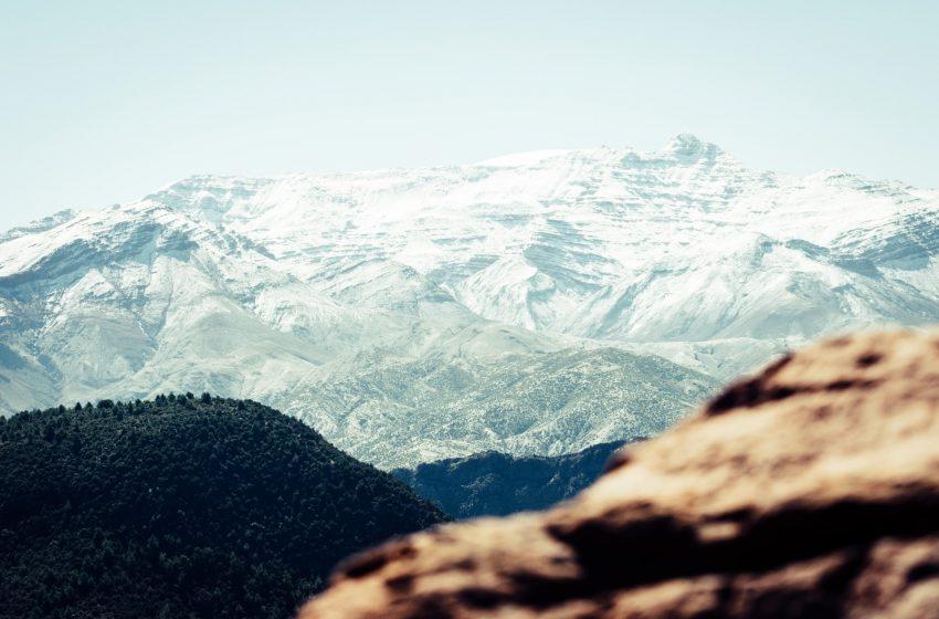 הרי האטלס מרוקו