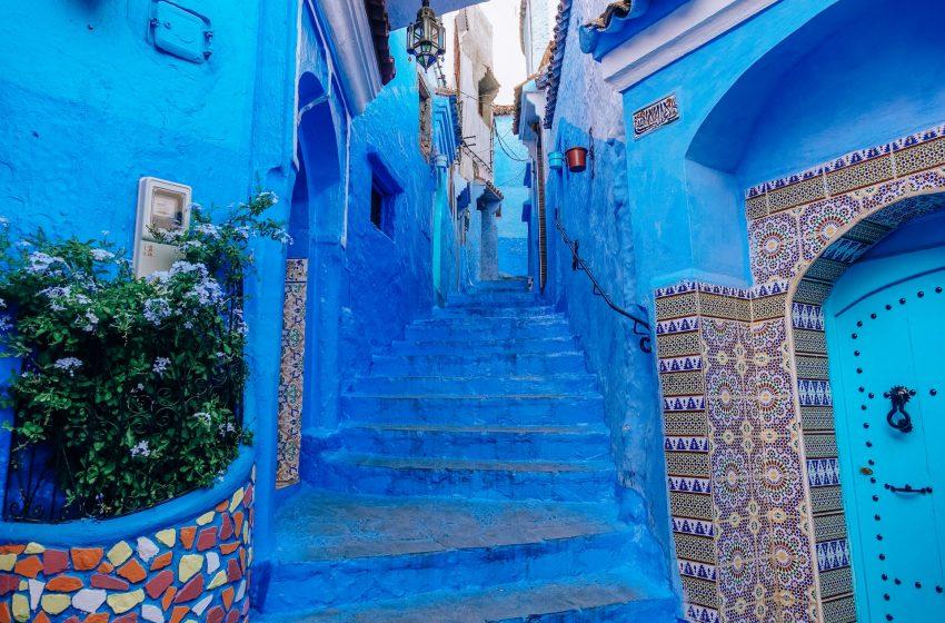שיפשוואן – העיר הכחולה