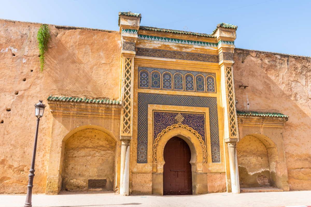 שער למקנס מרוקו
