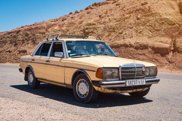 מונית במרוקו