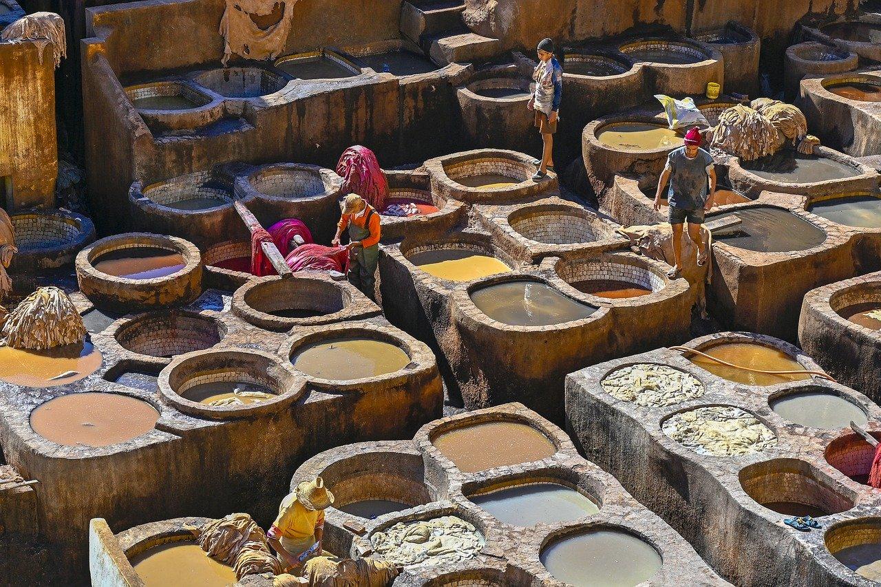 בורסקאות במרוקו