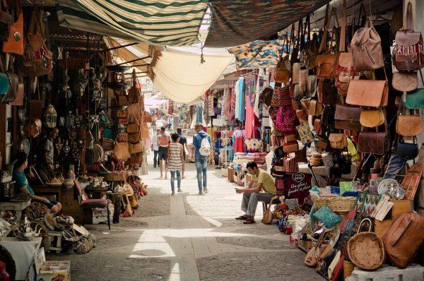 סוק - שוק במרוקו