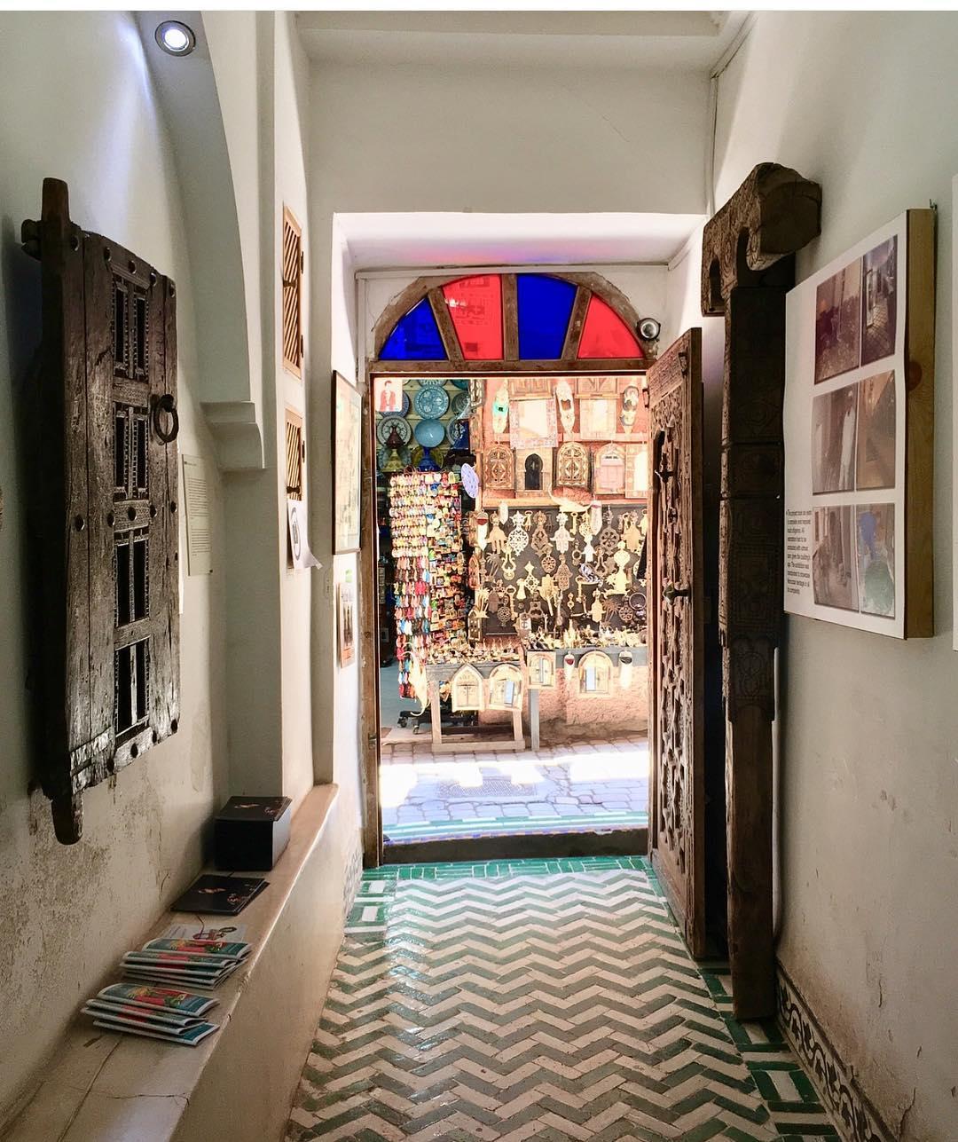 מוזיאון המורשת מרקש מרוקו