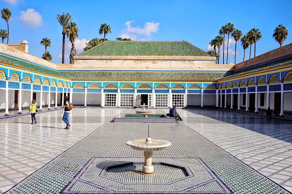 ארמון באיה מרקש